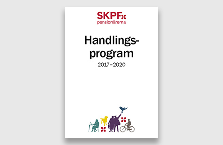 SKPF handlingsprogram 2017-2020