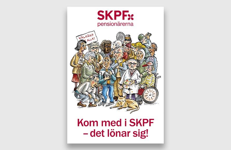 Kom med i SKPF