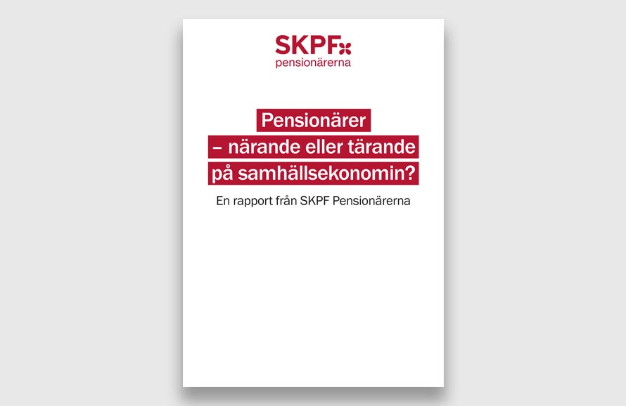 SKPF rapport. Närande eller tärande