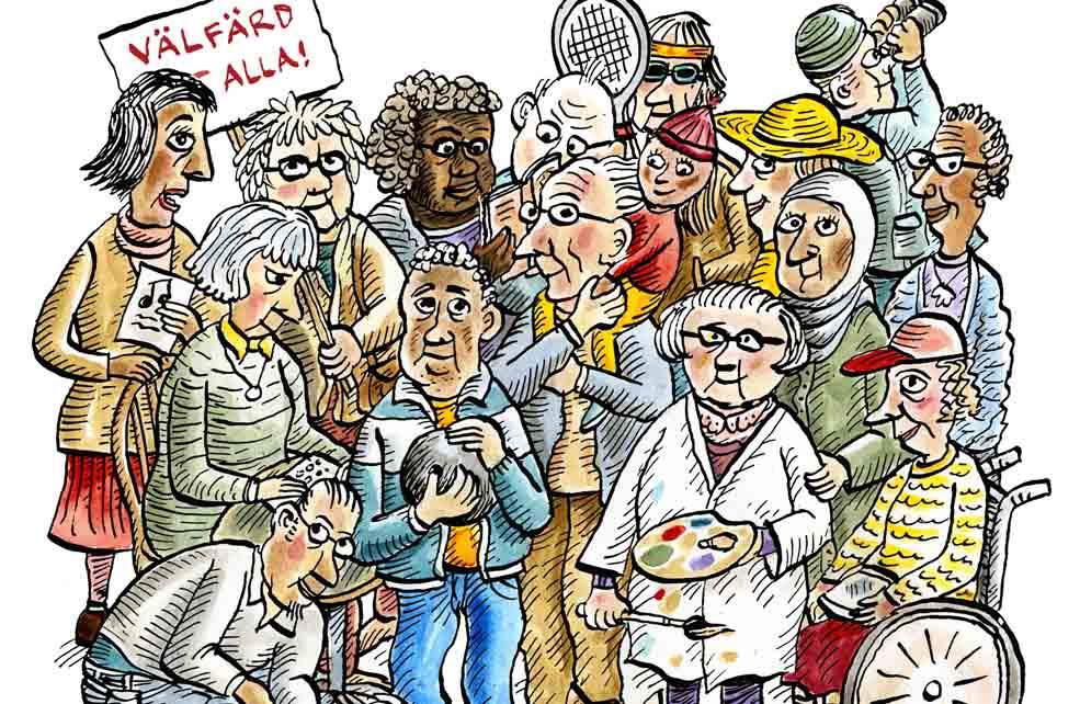 Välkommen till SKPF Pensionärerna!
