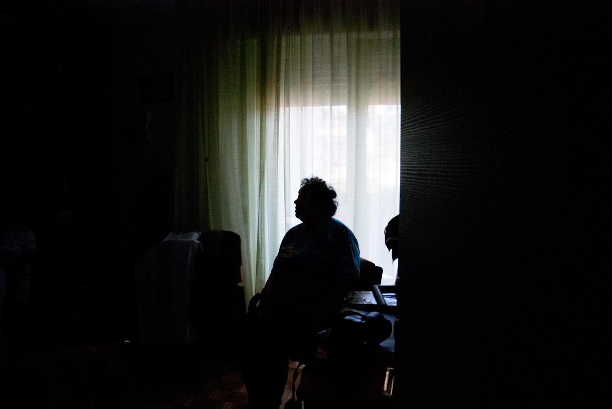 Ofrivillig ensamhet